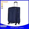 China wholesale custom travel luggage bag new design high quality nylon urban trolley luggage