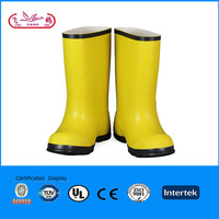 rubber boots overshoes for mining industry