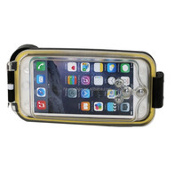Meikon 40M deep diving underwater photo housing for iPhone 6 ,with fisheye lens adapter