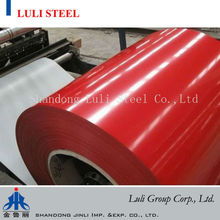 Color Coated Steel Coil color as client requiement