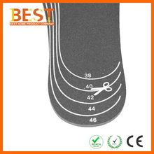 Best quality most popular electric skiing boots heating insole