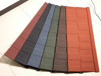 colorful 0.4mm,0.45mm stone coated metal roof sheet,steel roof tile,building material
