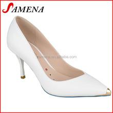 Fashion high heel evening dress shoes for women