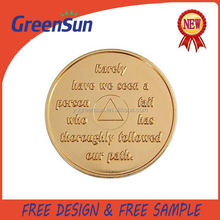 Newest Discount gold coin mold