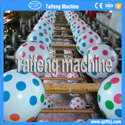 China wholesale 100% nature latex printed balloons ink screen printing machine