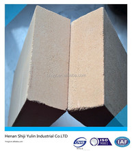 Professional high alumina refractory fire clay bricks for circulating fluidized bed boiler