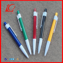 Plastic flexibel lovely ball-point pen for school and office