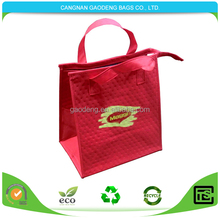 Excellent Quality easy carry non woven cooler bag