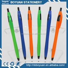 China 2016 hot sale no clip ball pen