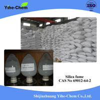 CAS No 69012-64-2 Silicon dioxide microsilica / Silica fume price