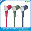 Headphone Factory new item fashion sport mini earpiece earphone in-ear silicone ear tips
