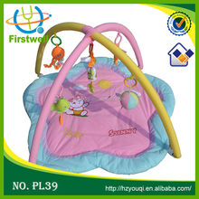 lovely baby items baby toy plush toy baby gym mat
