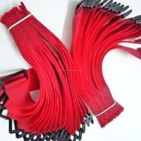 button clasp loop nylon welcro strap