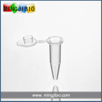 0.5ml, 1.5ml &2.0ml Thick Glass marked Microcentrifuge Tube With Smooth and Frosted Body Surface
