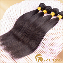 High quality hair 16 inches straight indian remy hair extensions