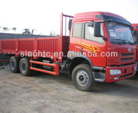 FAW 6x4 20 ton cargo truck