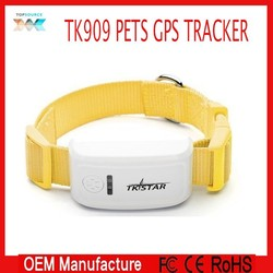 The GPS locator /TK909/IPX6 waterproof / accurate tracker / support PET / personal / car / the old man