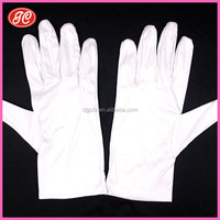 microfiber hand tools for silver jewelry/jewelry gold jewelry gloves