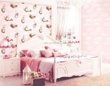 2015 Kids Non-woven Wallpaper european wallpaper decorative bamboo wallpaper