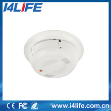 720P HD Smoke Detector Fire Alarm Hidden Camera with WIFI