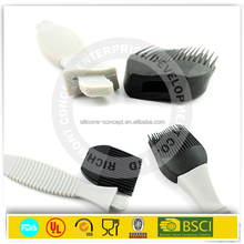 kitchen tool New Products sea food brush/silicon tint brush/silicone pastry brush