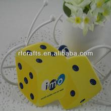 customized paper air car freshener hanging air freshener for car