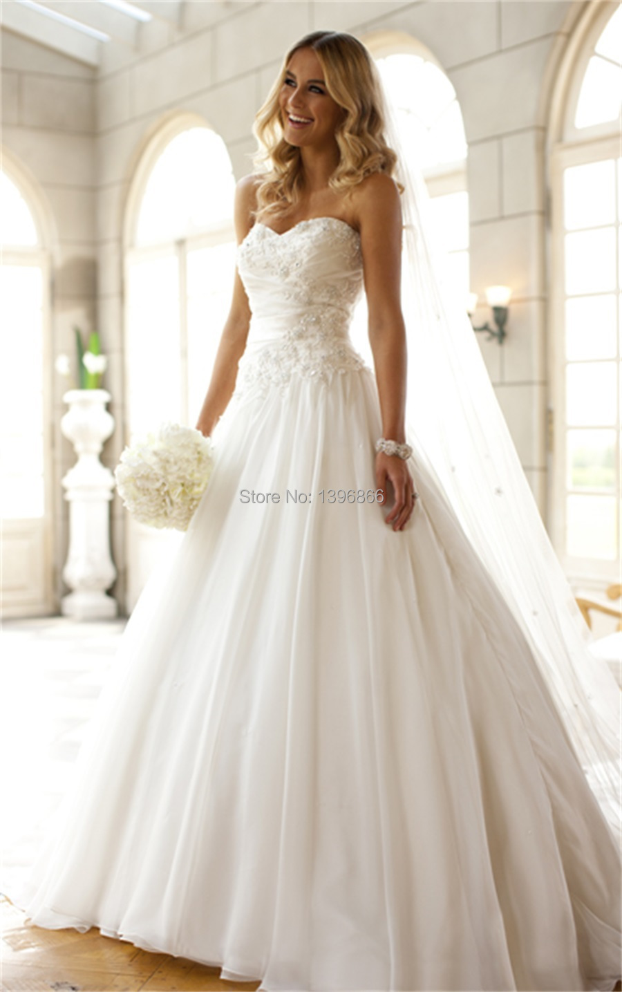 2014 Bridal Gown With ...