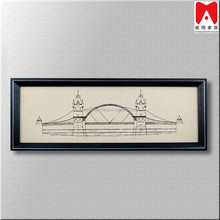 OEM PS House Gallery Wall Picture Frame Collage