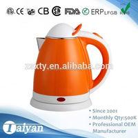 0.8L DE 0861 Good Quality Color Handle Electric Kettle