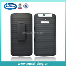 New arrival kickstand combo holster case for OPPO N1