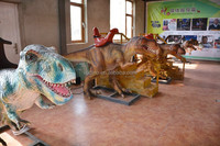 activities extraordinary riding dinosaur
