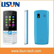 2.4 inch gsm dual sim card cheap 3G cell phone feature phone with whatsapp facebook