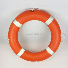 Nice types inflatable Polythen compounded decorative swimming pool life buoy, marine life buoy