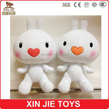 custom cartoon soft plush dolls lovely soft cartoon doll game doll stuffed toys