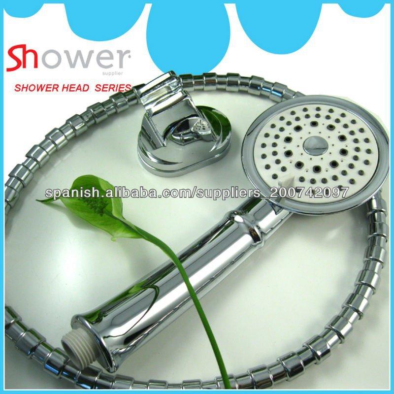 Leelongs ABS plástico inodoro cromado <span class=keywords><strong>Ducha</strong></span> de mano de China