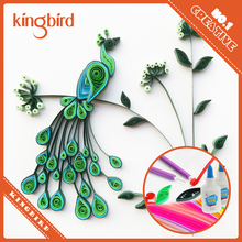High-quality paper quilling crafts most popular DIY quilling Strips for Handcraft