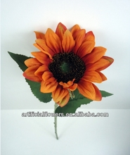 Home decor artificial sunflower for sale