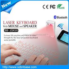 High technology magic cube virtual laser keyboard.infrared keyboard.virtual keyboard for mobile phone