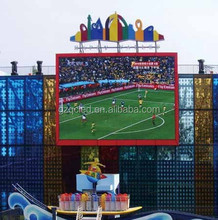 led sports playground display screen boards