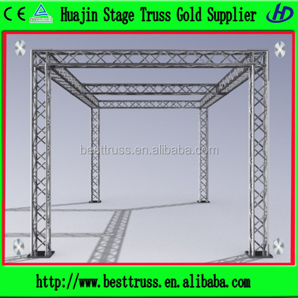 Aluminum truss stage truss lighting tower truss buy for Order trusses online