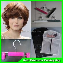 hair packaging companies supply high quality hair bags