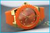 fashion western custom quartz silicone watch Custom fancy colorful silicone watch,japan movt watch,wrist lady watch
