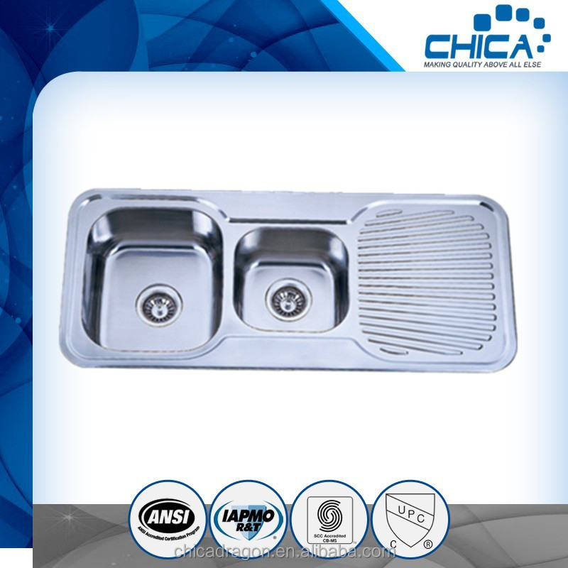 High Quality Standard Kitchen Sink Size For Australia