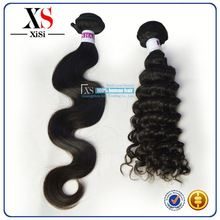 High quality unprocessed virgin indian remy hair from india 32 inch indian hair extensions