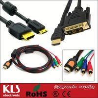 optical audio adapter for xbox 360 hdmi av cable UL CE ROHS 169