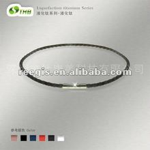 THB 2012 special leather thong for necklaces