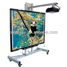interactive 10 points finger touch smart board