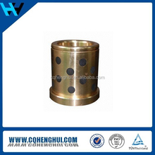 Alibaba China Supply Metal Sleeve Bronze Bushing / Graphite Brass Bushing / Bronze Bushing