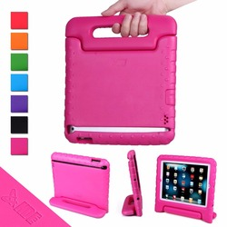 Kids Light Weight Shock Proof Handle Case for iPad 2/3/4, environmentally friendly EVA case for ipad 2/3/4