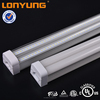 UL, DLC, CE, TUV, SAA listed linear integrated double t5 led tube light,1.2M 30W T5 Twin Tube